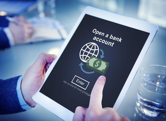 Corporate Bank Account registrations